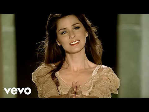 Shania Twain - Don't!