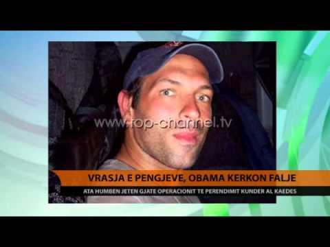 Vrasja e pengjeve, Obama kërkon falje - Top Channel Albania - News - Lajme