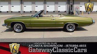 1973 Buick Centurion - Gateway Classic Cars of Atlanta #697