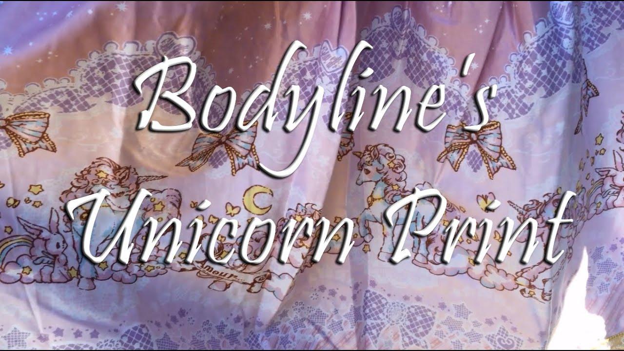 Bodyline Unicorn Print Bodyline's Unicorn Print