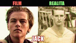 ZÁHADA - Bol Jack z filmu TITANIC reálny cestujúci? + Ďalšie šokujúce teórie!