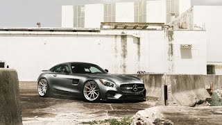 ADV.1 Wheels x RENNtech Mercedes Benz AMG GTS Edition 1