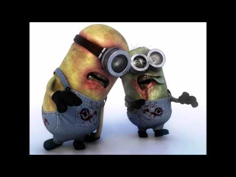 R&J minion zombie new remix 2015