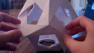 How To Make An Origami Dodecahedron
