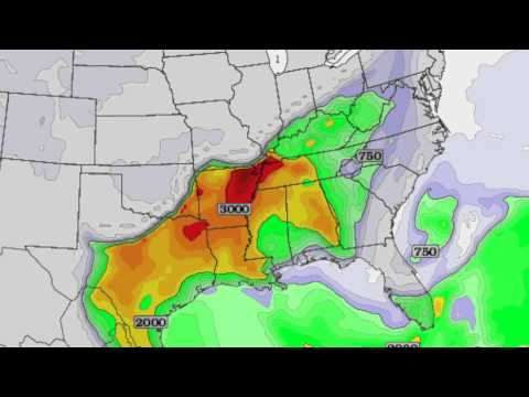 April 16 Weather Xtreme Video - Morning Edition