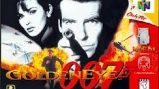 GOLDENEYE 007 (LEVEL THREE: RUNWAY, & LEVEL FOUR: SURFACE)