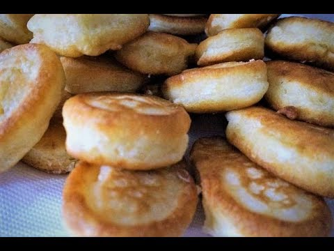 Пышные ОЛАДЬИ/ОЛАДУШКИ все секреты/Pancakes/ fritter