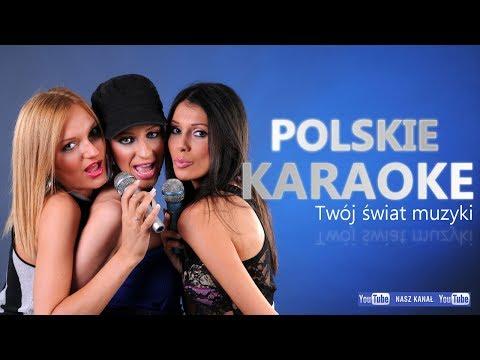 KARAOKE - Krystyna Giżowska - Nie Było Ciebie Tyle Lat