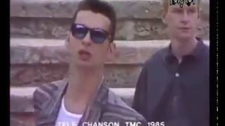Depeche Mode - Shake the Disease (1985) Archive DM