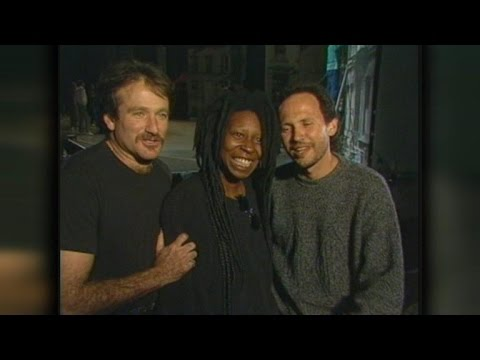 Robin, Billy & Whoopi: Behind the Closest Friendship in Hollywood