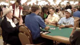 Phil Ivey & Doyle Brunson Arguing at WSOP