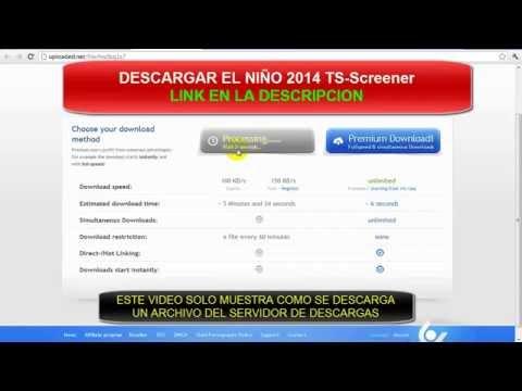 Descargar Online EL NIÑO PELICULA COMPLETA 2014 TS-SCREENER 1 LINK GRATIS ESPAÑOL