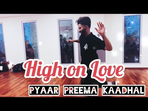 Download Lagu  High on love ft. Sid Sriram Dance Routine Jahee Mani Choreography Mp3 Free