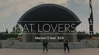 Download Lagu What Lovers Do | Maroon 5 feat. SZA | Cardio Dance Fitness Gratis STAFABAND