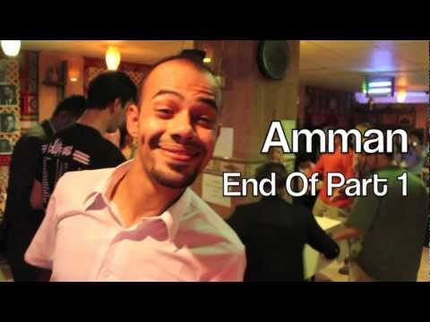 Amman Pasha Hotel (Jordan Travel Blog Part 1)
