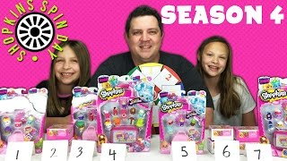 Shopkins Season 4 Spin Day - Petkins Special Editions