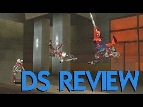 Spiderman: Shattered Dimensions [DS] Review - The Nintendo Critic