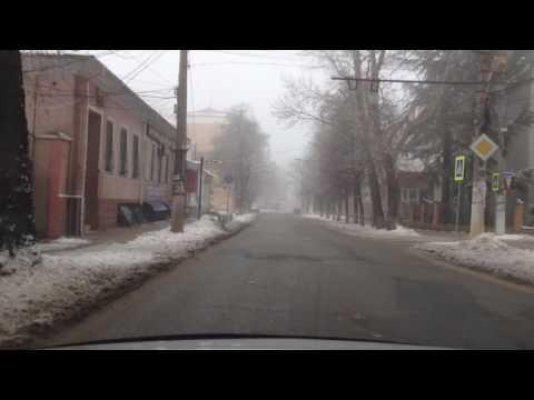 Крым, Симферополь 1-го января 2017