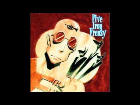 Five Iron Frenzy - Blue Comb 78