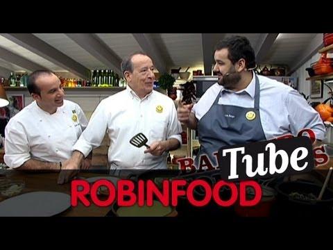 ROBINFOOD / Bacalao al pil-pil + Bacalao al club ranero