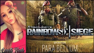 [LIVE/GAMEUSE] - RAINBOW SIX SIEGE - LET'S GO RANKED