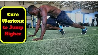 Core Exercises To Improve Vertical Jump