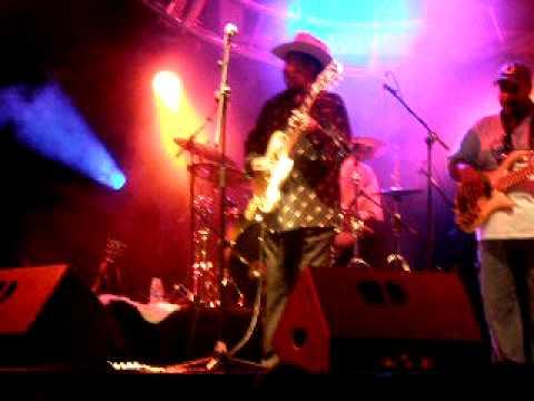 Lonnie Brooks Festival de Blues de Getxo