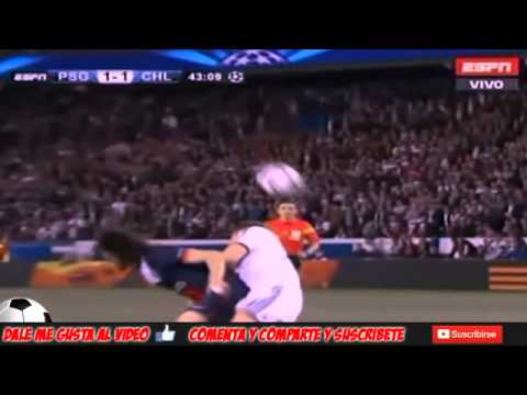 PSG vs Chelsea 3-1 All Goals & highlights París Saint Germain 3-1 Chelsea 02-04-2014