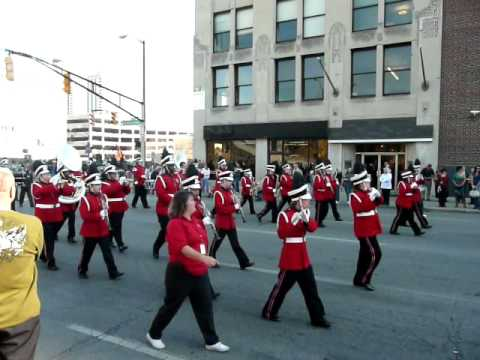 Emmerich Manual High School Marching Band (Veterans Day Parade)