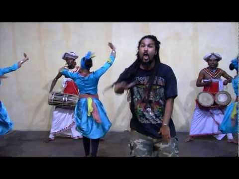 "Ras Ceylon ""Repatriation Time"" (Official Music Video) 2012-HD"