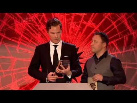 Benedict☆Cumberbatch☆ Crime Thriller Award 2012 TTSS