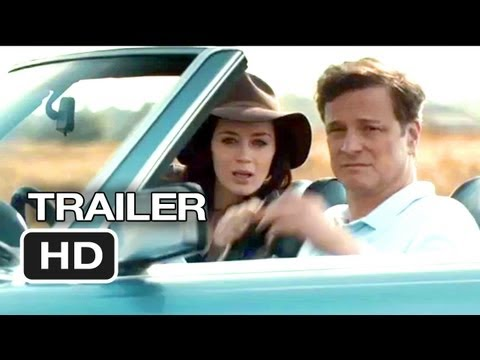 Arthur Newman Official US Release Trailer #1 (2013) – Colin Firth, Emily Blunt Movie HD