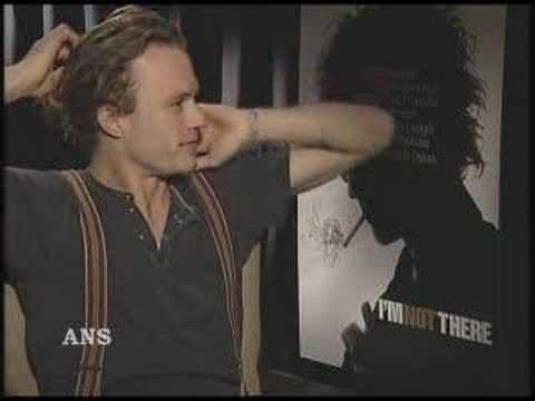 Heath Ledger Interview Tribute from ANS Entertainment News