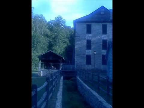 Spring Mill State Park, pioneer village, Spirit Voices Captured