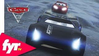 Cars 3: Lightning McQueen vs Jackson Storm