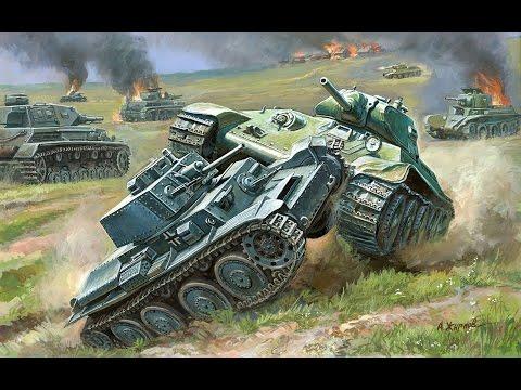 Топ 5 онлайн игр про танки!!