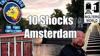 Visit Amsterdam - 10 Things That Will SHOCK You About Amsterdam, The Netherlands