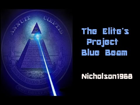 2014 Update:NWO's Project Blue Beam and the real reasons for Chremtrails!