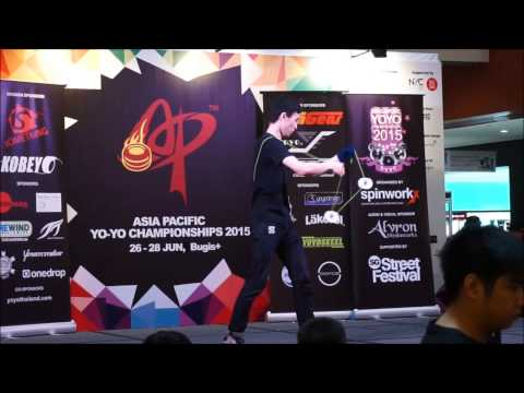 AP 2015 Clip Video (Asia Pacific Yo-Yo Championship)