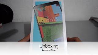 Unboxing Lenovo Phab EN ESPAÑOL & Regalos