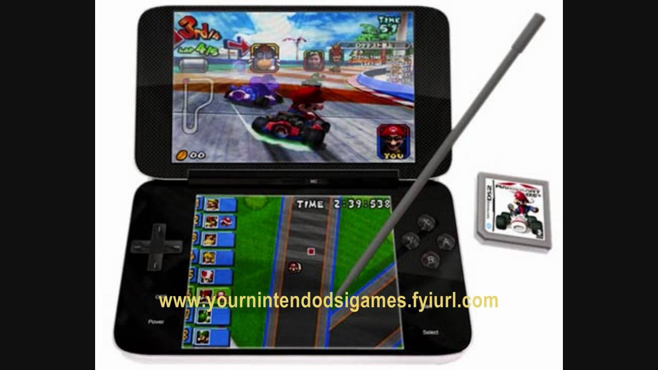 ds lite games free download