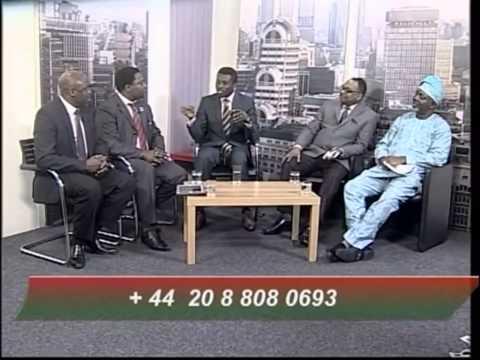 APC UK-PDP UK debate with Alistair Soyode on BEN TV.
