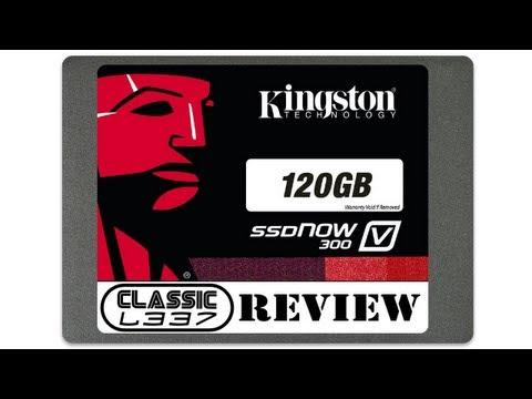 Kingston SSD Review [SSDnow V300 120GB]