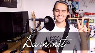 Blink 182 - Dammit (Acoustic Cover) | Lou Foulkes