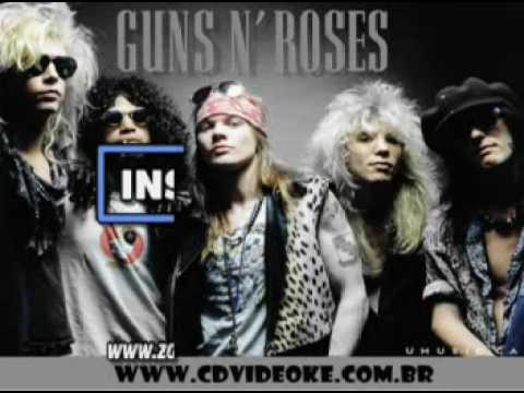 Guns N' Roses   You Could Be Mine