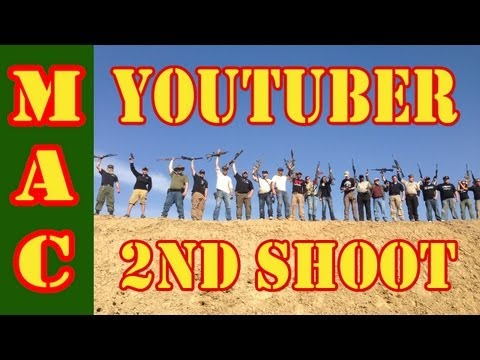 YouTubers 2nd Amendment Shoot