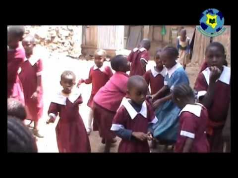 Angel Girls - Education and Rehabilitation Centre from Mathare Slums [KYF Production].mp4