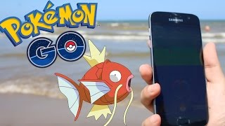 Video of catching of pokemons in Valencia: ¡¡¡A POR LOS POKÉMON DE AGUA!!! En la playa por Valencia | Pokémon GO (author: TheAlvaro845)