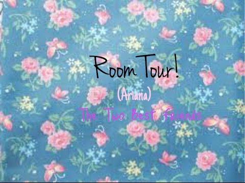 ROOM TOUR! (ARIANA)
