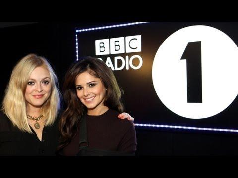 Cheryl talks to BBC Radio 1's Fearne Cotton